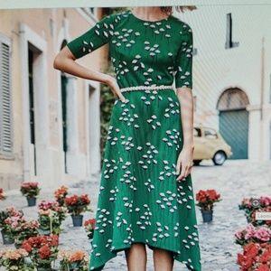 New Boden midi dress